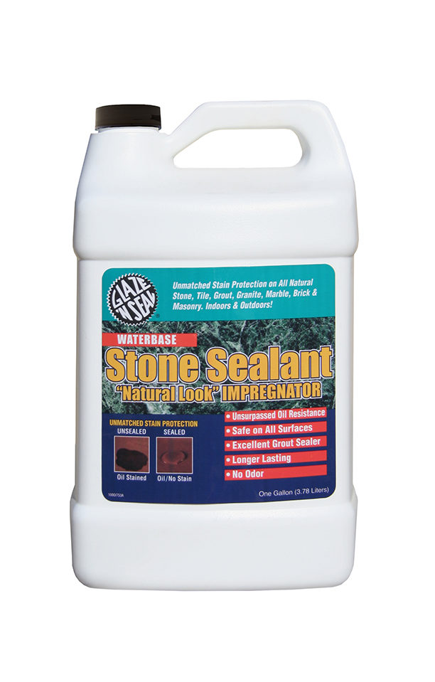 Stone Sealant Impregnator - Glaze 'N Seal