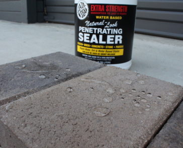 Protect Against Water, Dirt, Mildew, and Stains with Penetrating Sealers