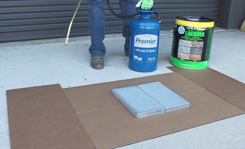 How to seal with Glaze 'N Seal's Wet Look Lacquer - Glaze 'N