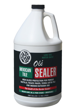 Olé® Mexican Tile Sealer