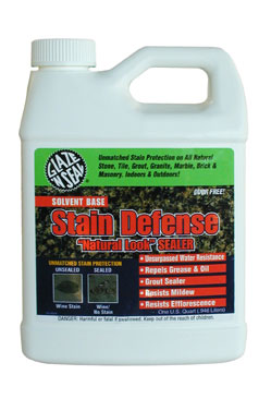 Stain Defense Sealer