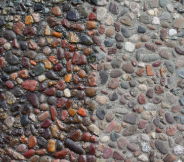 Sealing Exposed Aggregate